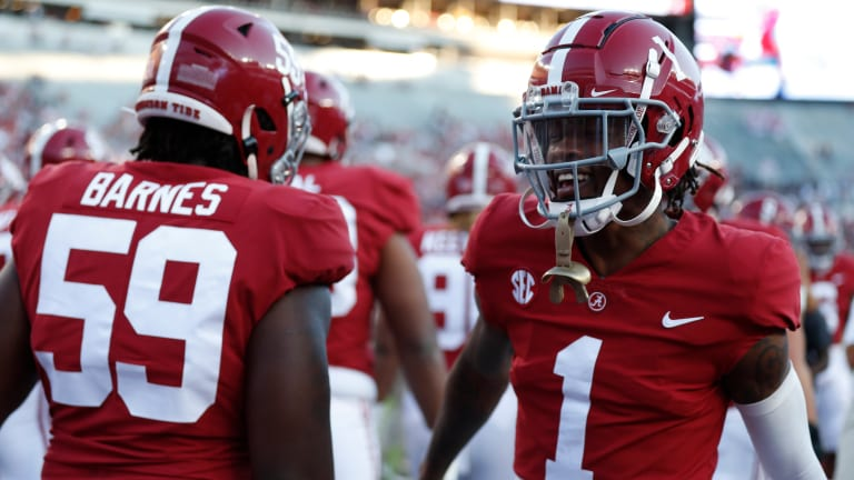 Message Received: Crimson Tide Back on Track with Dominating Victory