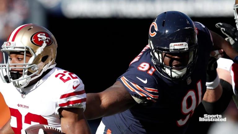 Bears Without Eddie Goldman Again