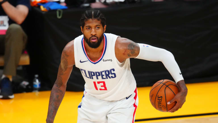 Clippers Believe Paul George Can 'Rise to the Challenge' Without Kawhi Leonard