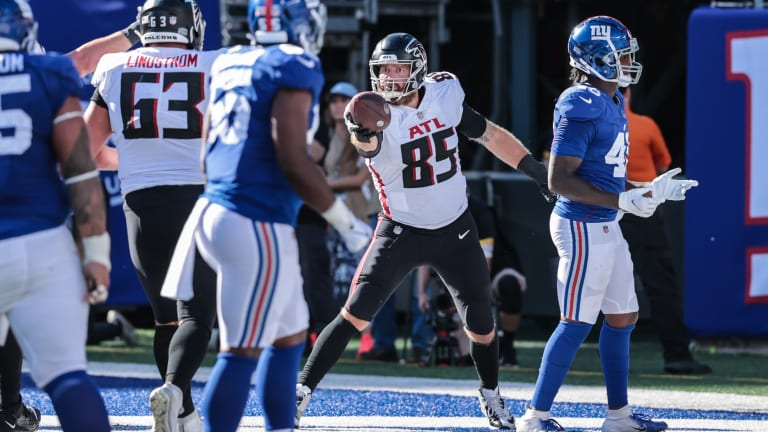 Instant Reaction: New York Giants Fail vs. Atlanta on Eli Manning Day