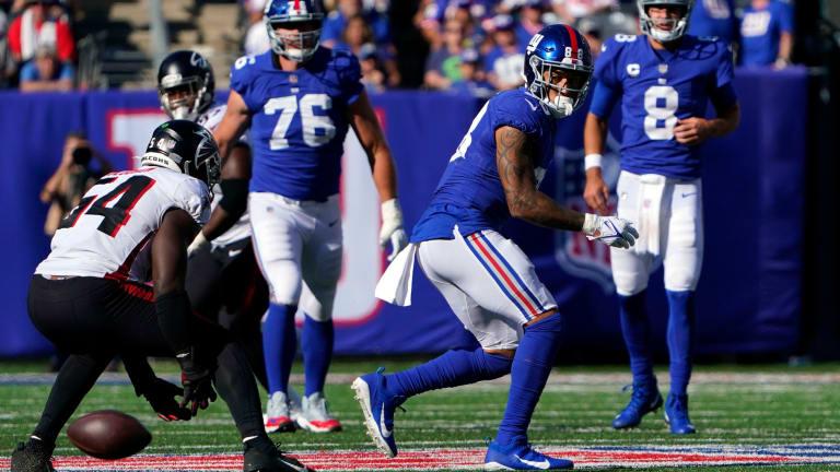 New York Giants Still Believe in Tight End Evan Engram