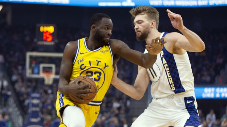 Opinion: There Is No Way That Golden State Warriors' Draymond Green Should Have Been Ranked As A Better Player Than This NBA All-Star