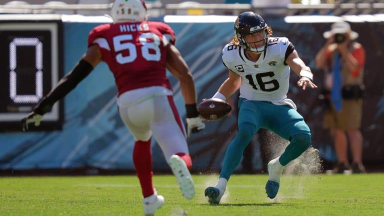 Cardinals 31, Jaguars 19: 5 Observations on Trevor Lawrence and Jacksonville's Self-Inflicted Loss