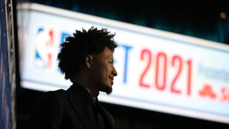 Opinion: The The NBA's 1st Overall Pick Should Not Already Be Ranked As A Better Player Than This Former Nets And Current Pacers Star