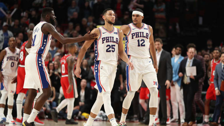 Tobias Harris Ready to Move on From Ben Simmons Saga Before Training Camp