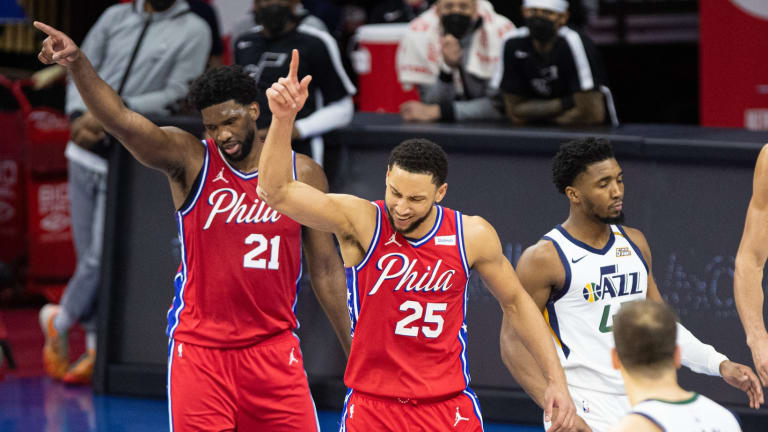 Sixers Rumors: Ben Simmons 'Done' Playing With Joel Embiid