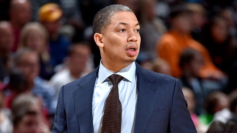 Ty Lue Reveals His New Starting Lineup