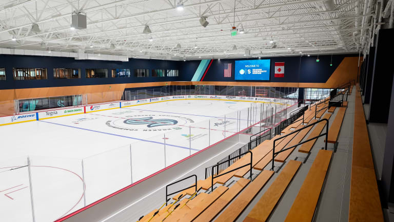 Exclusive: Seattle's New Beacon For Hockey