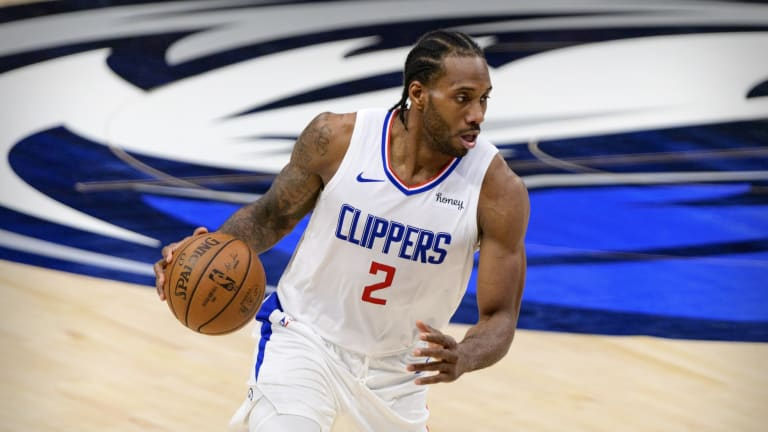 Sources: Kawhi Leonard Ahead of Rehab Schedule, Clippers Cautiously Optimistic About Return