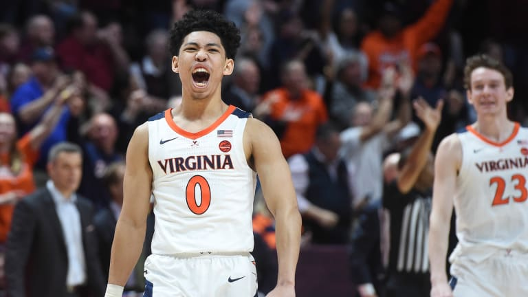 On This Date: Kihei Clark Commits to Virginia