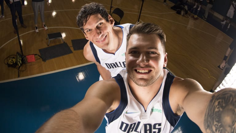 Hot Take? This Former NBA Star For The New York Knicks Had High Praise For Dallas Mavs' Luka Doncic
