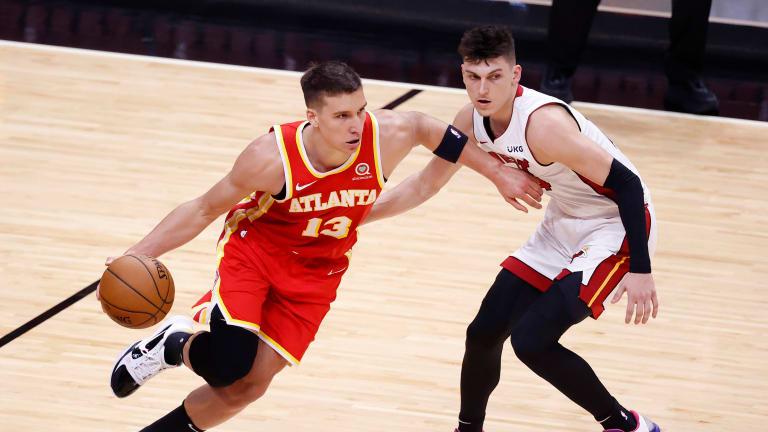 Hawks vs. Heat: How to Watch, Live Stream, & Odds