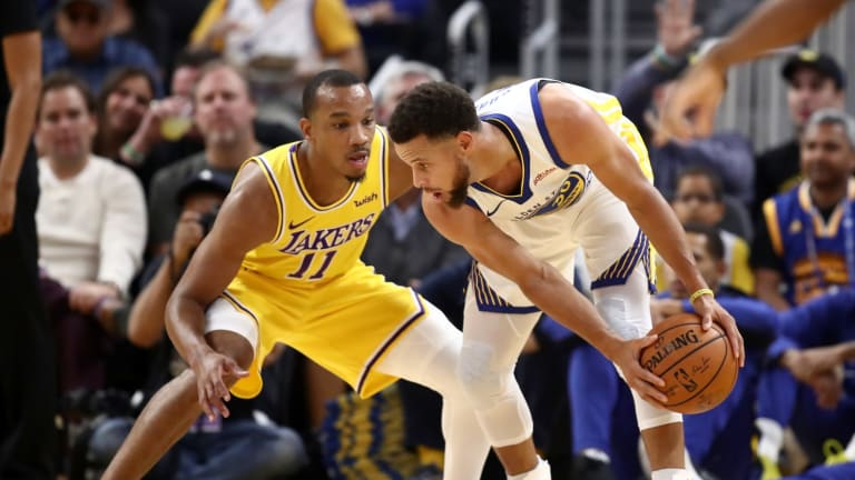 Steph Curry Reveals Thoughts About Avery Bradley