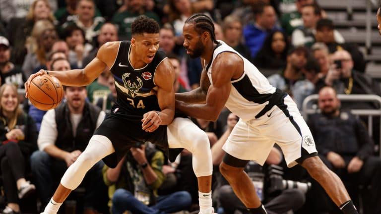 Kawhi Leonard Ranked Top-3 Defender in NBA
