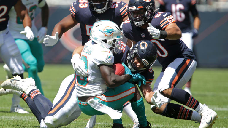 Special Teams Move by Bears
