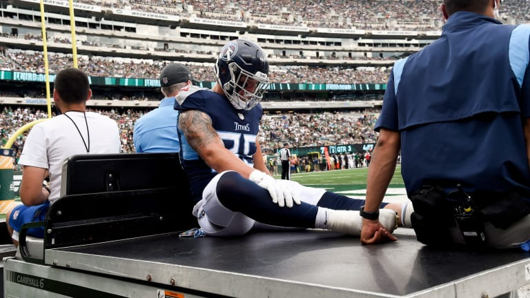 Wednesday Injury Report: Fill-Ins Have Issues of Their Own