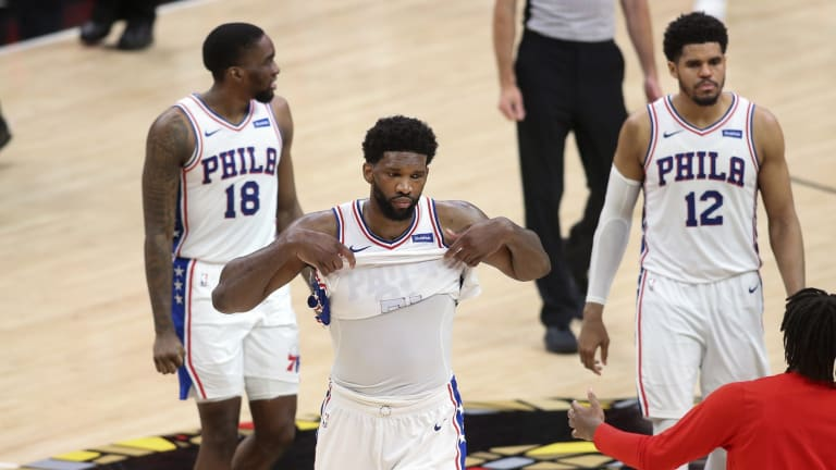 NBA GMs Have Little Faith Sixers Will Win the Eastern Conference