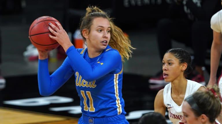 Forward Emily Bessoir Tears ACL, to Miss Season for UCLA Women's Basketball