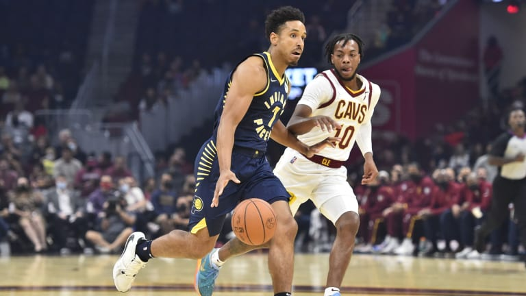 NBA Preseason: After Losing To The New York Knicks, The Indiana Pacers Grab First Win Of The Season Over Cavs In Cleveland