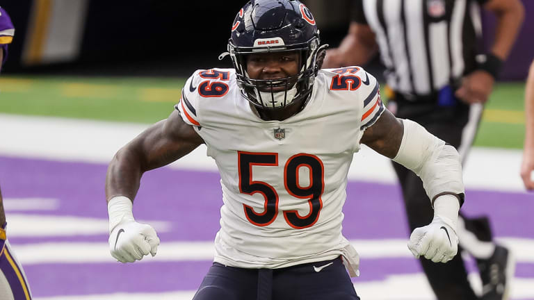 Whether Danny Trevathan Starts Is Unclear