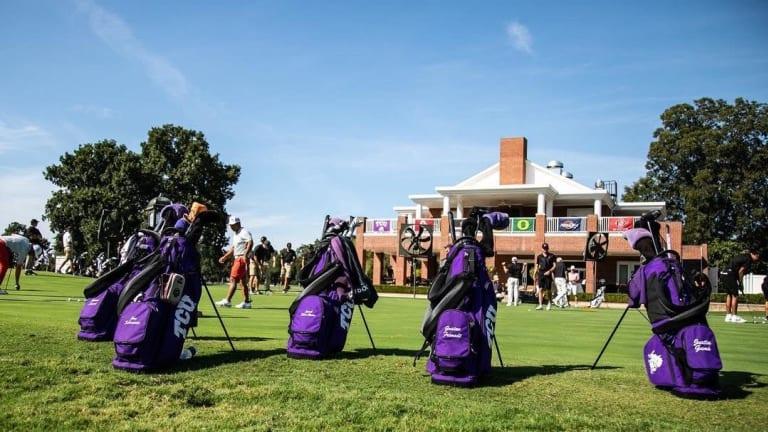 Men's Golf: TCU Takes 6th in Colonial Collegiate Invitational