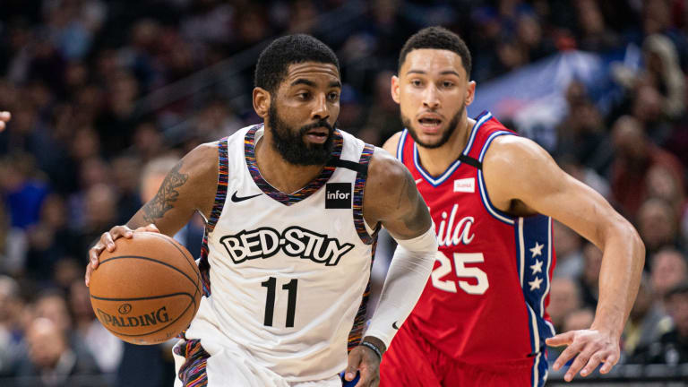 NBA Rumors: Sixers Haven't Shown Any Interest in Brooklyn Nets' Kyrie Irving