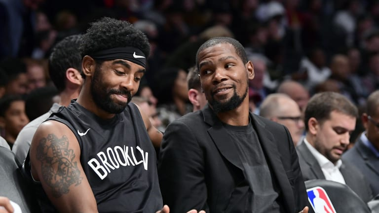 Kevin Durant Comments on Kyrie Irving Situation