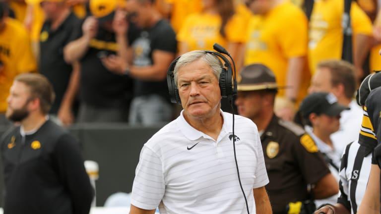 Video & Transcript: Kirk Ferentz Penn State Postgame