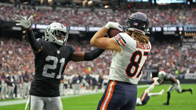 Live Blog: Final, Bears 20, Raiders 9