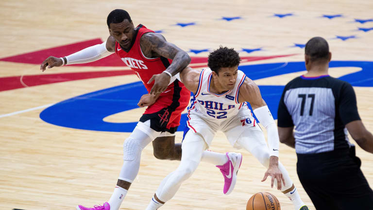 Doc Rivers Offers Injury Update on Matisse Thybulle Ahead of Nets Matchup