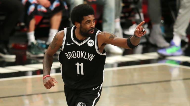 Nets' Kyrie Irving Won't Make Preseason Debut vs. Sixers on Monday