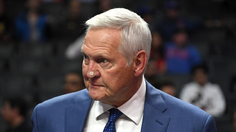 Jerry West Shocked Suns, Kings, and Hawks Passed Up Drafting Luka Doncic