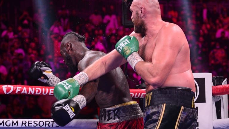Former NBA All-Star Tweeted His Strong Feelings About Deontay Wilder After Tyson Fury Fight