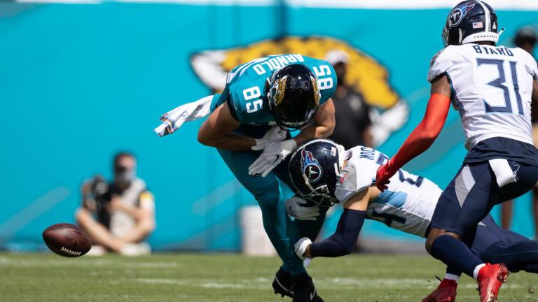 Titans 37, Jaguars 19: Moments That Mattered