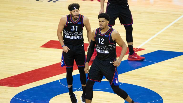Seth Curry, Tobias Harris Will Miss Monday's Matchup vs. Brooklyn Nets