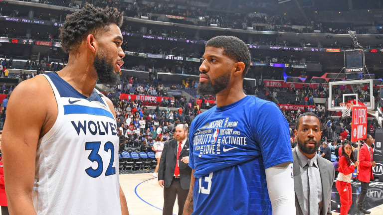 Game Preview: LA Clippers vs. Minnesota Timberwolves