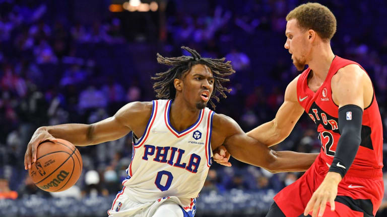 Sixers Lose Another Ball Handler in Tyrese Maxey Ahead of Nets Matchup