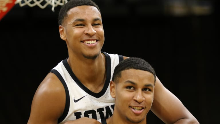 Photo Gallery: Iowa Basketball Media Day