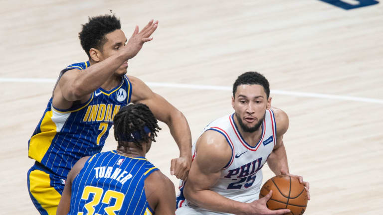 NBA Rumors: Possibility of Ben Simmons Returning to Sixers Has Increased