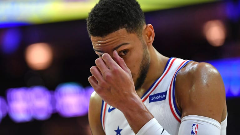 Sixers Rumors: Ben Simmons Showed up to Arena Without Heads Up on Monday