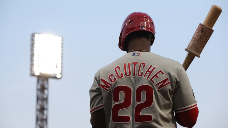 Phillies Season in Review: Andrew McCutchen