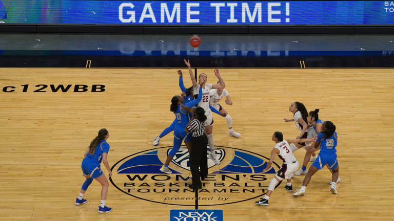 Pac-12 Women's Basketball Media Day: UCLA Picked to Finish 3rd in Preseason Coaches Poll