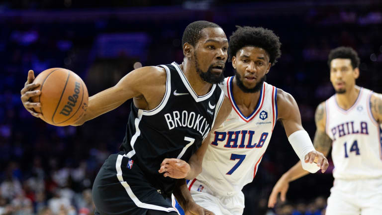 Joel Embiid is Excited About Isaiah Joe's Second Year Emergence