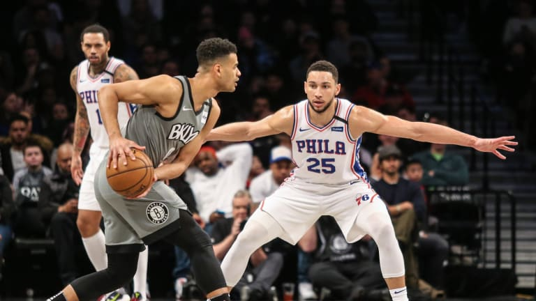 Sixers Kept Focus on Present Players Amid Ben Simmons Drama