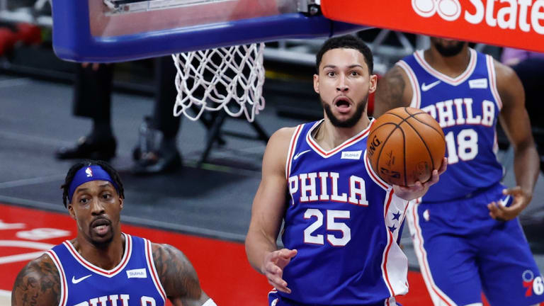 Doc Rivers Isn't Ready to Rule Ben Simmons Out vs. Pistons Just Yet