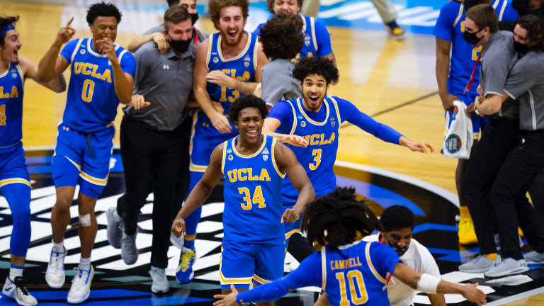 Pac-12 Men's Basketball Media Day: UCLA Tops Preseason Media Poll