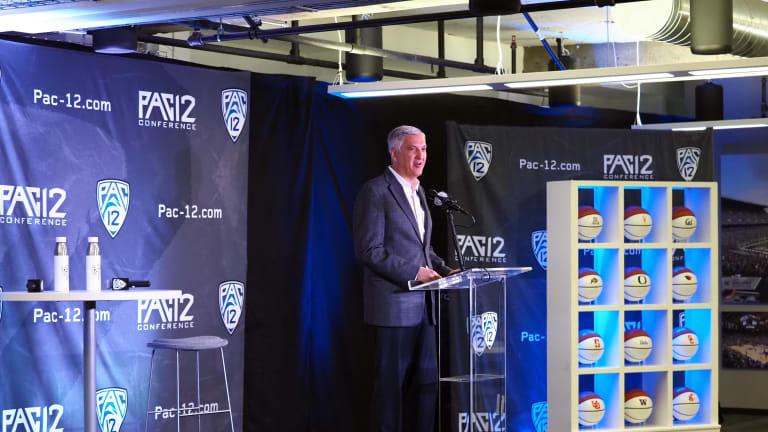 Pac-12 Men's Basketball Media Day: Commissioner George Kliavkoff Details 'The Alliance'