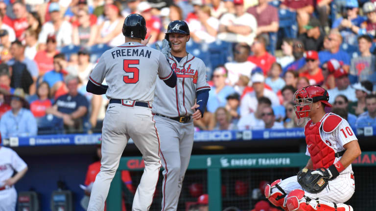 What Separates the Phillies and the Braves? It All Comes Down to July