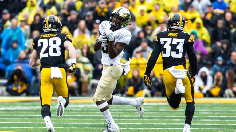 Preview, Prediction: Purdue Next Up for No. 2 Hawkeyes