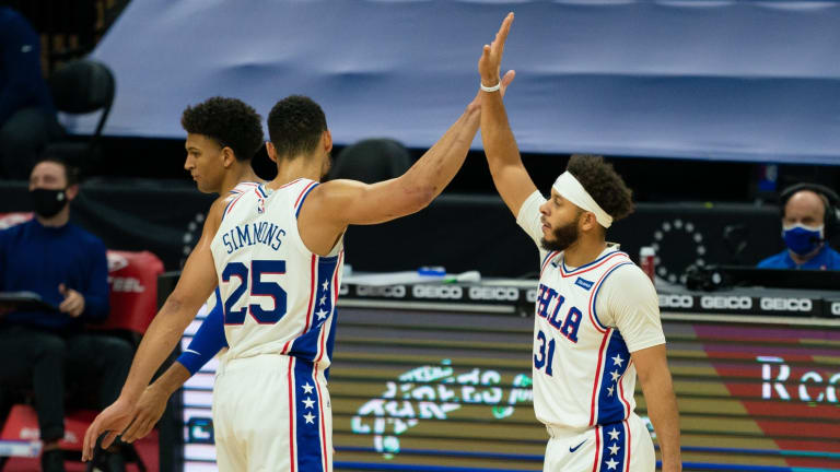 Ben Simmons Doesn't Owe an Explanation to Seth Curry
